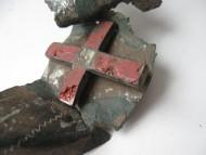 Шейная гривна с крестами, Киевская археологическя культура